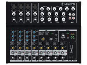 Mackie Mix12FX 12-channel Mixer with Effects