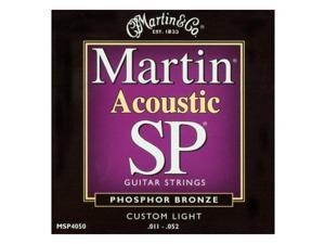 Martin SP Phosphor Bronze Custom Light Acoustic Guitar Strings