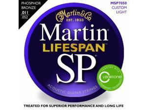 Martin Lifespan SP Phosphor Bronze Custom Light Set, 11-52