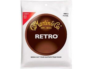 Martin Retro Monel Light