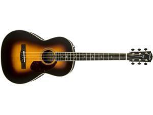 Fender Paramount PM-2 Deluxe Parlor, Vintage Sunburst