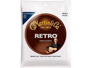 Martin MTR13 Retro Monel Tony Rice, 13-56