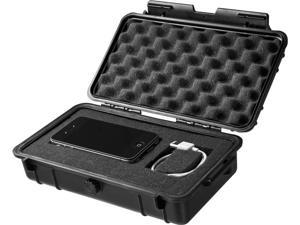 Barska Optics BH11854 Loaded Gear, HD-50 Hard Case, Black,Strap
