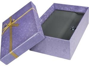 Barska Gift Box Safe with Key Lock