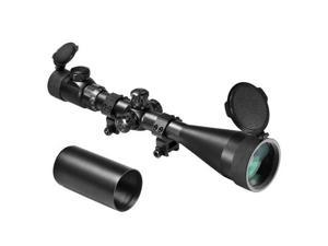 6-24X60 SWAT IR MIL DOT, 30MM