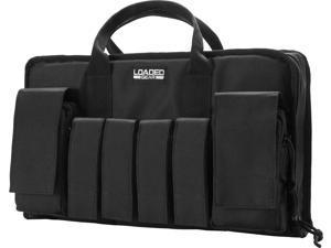 """Barska Loaded Gear RX-50 16"""" Tactical Pistol Bag"""