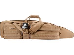"Loaded Gear RX-400 48"" Tactical Rifle Bag Dark Earth"