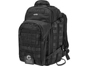 GX-600 Crossover Long Range Backpack, Black