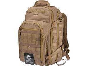 Loaded Gear GX-600 Crossover Long Range Backpack - Dark Earth