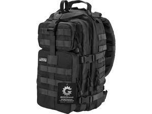 Loaded Gear GX-400 Crossover Low Profile Backpack, Black