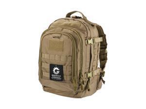 GX-500 Crossover Utility Backpack, Dark Earth