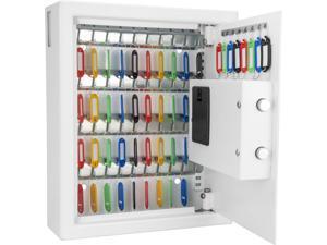 48 Key Digital Wall Key Safe