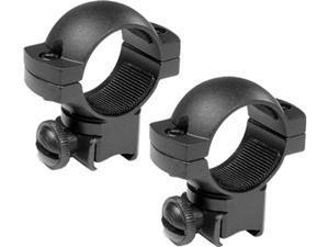 "1"" Medium Dovetail / Airgun / .22 Style Ring"