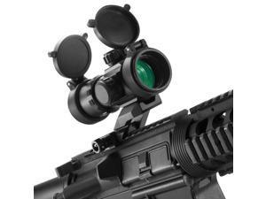Barksa AC12142 1x30mm Short Red Dot Scope