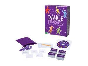 Dance Charades Game by Pressman Toy Co.