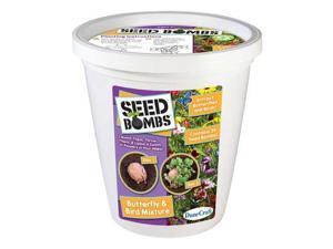 Seed Bomb Bucket - Butterfly & Bird Mixture