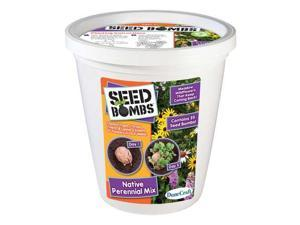Seed Bomb Bucket - Native Perennial Mix
