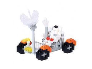 nanoblock Level 3 - Lunar Vehicle: 250 Pcs