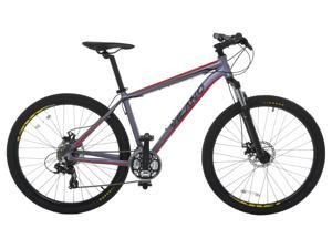 Vilano Deuce 650B Mountain Bike - 24 Speed with 27.5 Inches Wheels