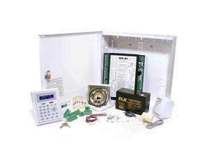 Elk M1GSYS4S Gold Security System with Semi-Flush-Mount Keypad