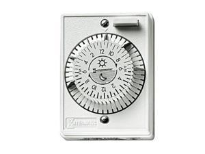 Intermatic E1010 24-Hour Heavy Duty Mechanical Timer Switch