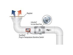 Duct Stat Duct Fan Thermostat