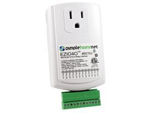 EZIO40 INSTEON 4 Output Relay Load Controller