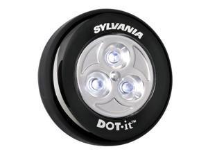 Sylvania DOT-it LED Light, Black
