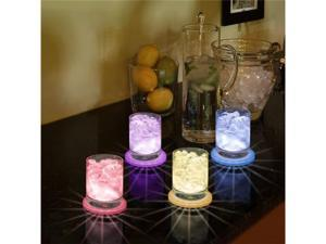 Sylvania LED Color Changing Coasters (Set of 4)