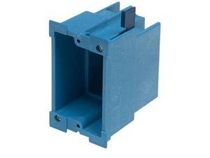 Single Gang Old-Work Electrical Box 18 Cubic Inches