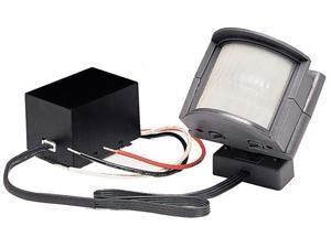 Heath / Zenith SL-5210-GR Motion Sensor Decorative Lighting Control Adapter, Gra