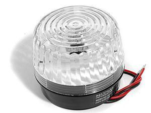 Security Strobe Lights Clear Lens