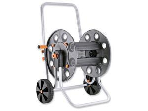 Claber 8894 Gemini Metal Hose Cart with Wheels