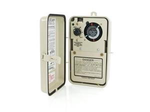 Intermatic PF1103T 120/240V Freeze Protection Control with Timer and Enclosure