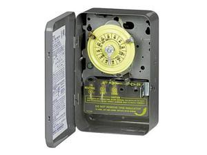 Intermatic T104 208-277V DPST 24-Hour Dial Timer