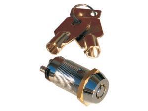 SECO-LARM SS-090-2H0 Tubular Key Lock Switches