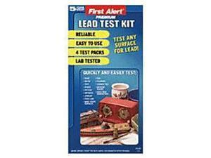 First Alert LT1 Premium Home Lead Test Kit