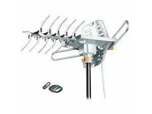 Lava Electronics HD-2605 UHF VHF Remote Control HDTV Antenna