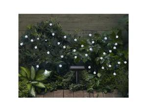 Smart Solar 3732WR30 Solar String Lights, Crystal Balls