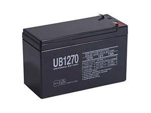 Universal Power Group 40800 UB1270-12V 7Ah AGM Sealed Lead Acid Battery