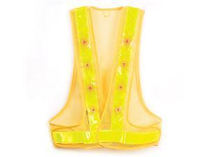 Maxsa Innovations, LLC 20026XL 16 LED Reflective Safety Vest