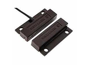 SECO-LARM Enforcer SM-204/BR Magnetic Contacts Self-Stick 1/4 Inch - Brown