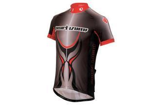 Pearl Izumi 2013 Men's Elite LTD Short Sleeve Cycling Jersey - 11121371 (Shogun True Red - S/M)