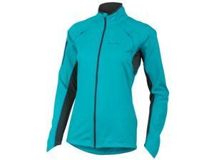 Pearl Izumi 2013/14 Women's Run Infinity Jacket - 12231101 (Scuba Blue/Shadow Grey - XL)