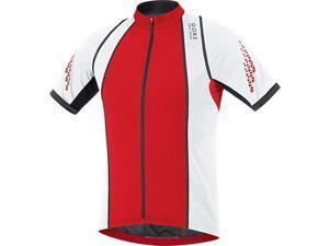 Gore Bike Wear 2015 Men's XENON 2.0 Short Sleeve Cycling Jersey - SXENOP (Red/White - M)