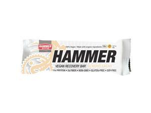 Hammer Nutrition Vegan Recovery Bar - Box of 12 (Almond Cacao)