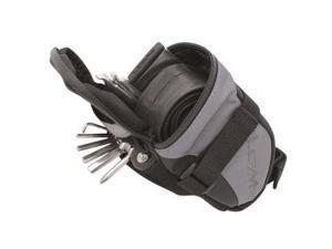 Lezyne M Caddy Bicycle Seat Bag (Black)