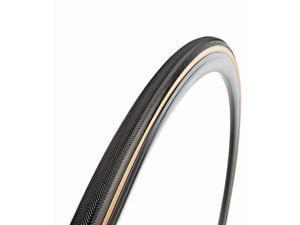 Vittoria Rally Tubular Road Bicycle Tire (para/black/black - 28 x 25)