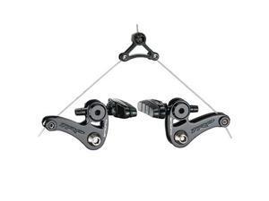TRP Eurox Aluminum Cantilever Cross Bicycle Brake Set (Black)