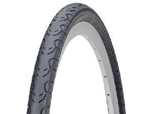 Kenda KWest K193 Cross/Road Bicycle Tire - Black/Black (700 x 38)
